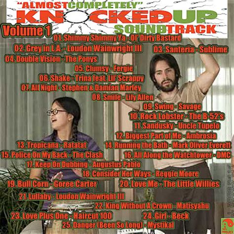 knocked up soundtrack swing the j projex 005 quot almost completely quot knocked up soundtrack
