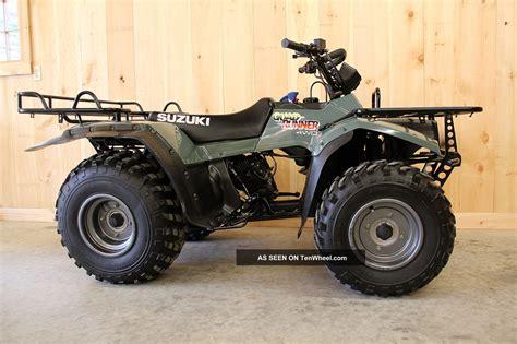 1995 Suzuki Quadrunner 250 4x4 1995 Suzuki Quadrunner Images Search