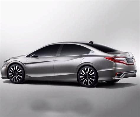 2019 Honda Accord by All New Design For 2019 Honda Accord