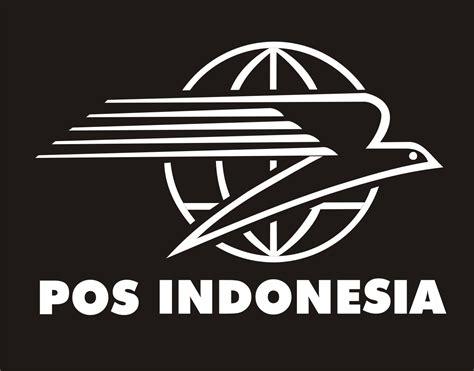logo pos indonesia kumpulan logo indonesia