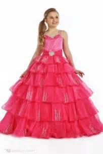 pretty dresses pretty a line straps floor length sequins flower dress flower dresses wedding