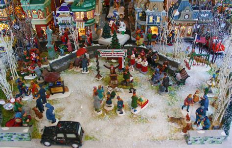 christmas village sets christmas village decoration 2016 ideas designs