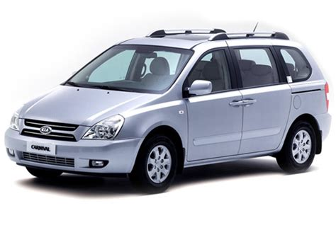 Kia Carnival 8 Seater Movers Andys Auto Rentals