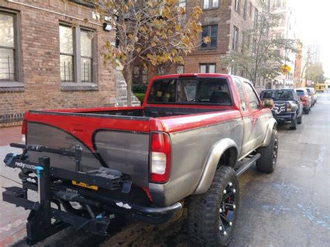 lifted nissan frontier for sale king cab 1999 nissan frontier lifted for sale