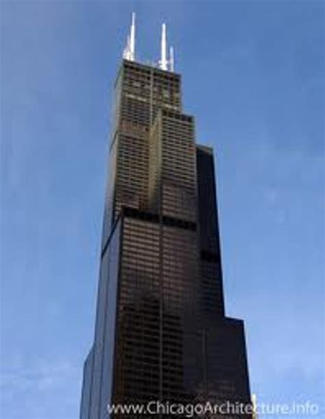 willis tower chicago would the sears tower have survived 9 11 bleader