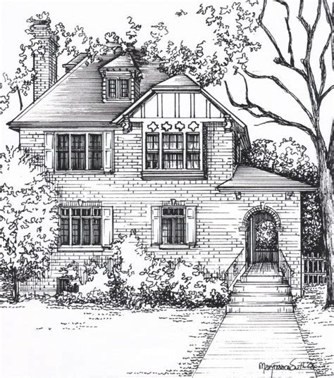 sketch a house 25 best ideas about house drawing on house