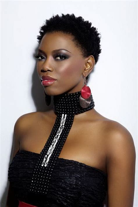 women with lots of hair 727 best images about short hairstyles for black women on