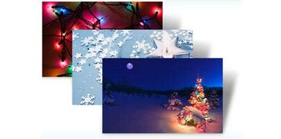pc themes number 187 three christmassy windows 7 themes to decorate your desktop