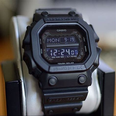 Casio G Shock Gx 56bb 1dr Original 100 bnib casio g shock black king gx 56bb 1dr set