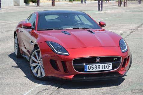 imagenes jaguar deportivo el jaguar f type svr coupe culminar 225 la gama del deportivo