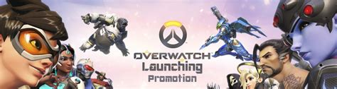 Overwatch Gift Card - overwatch launching promotion offgamers blog