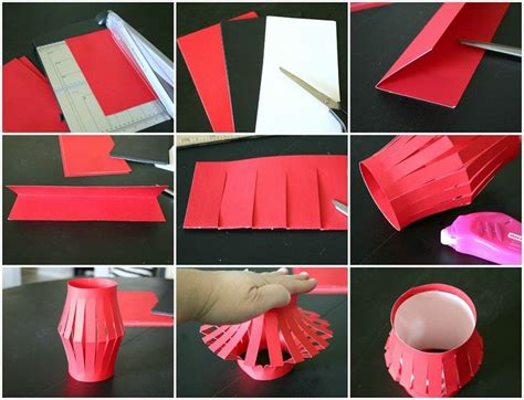 How To Make A Simple Paper Lantern - 17 best ideas about paper lanterns on