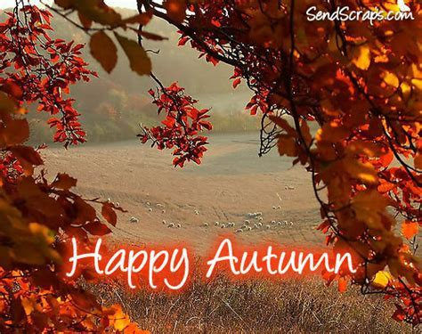 ? Top 49 Autumn images, greetings and pictures for