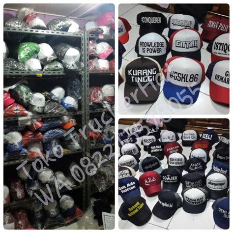 Snabpack Bahan Custom Suka jual topi trucker desain bebas custome topi design sendiri