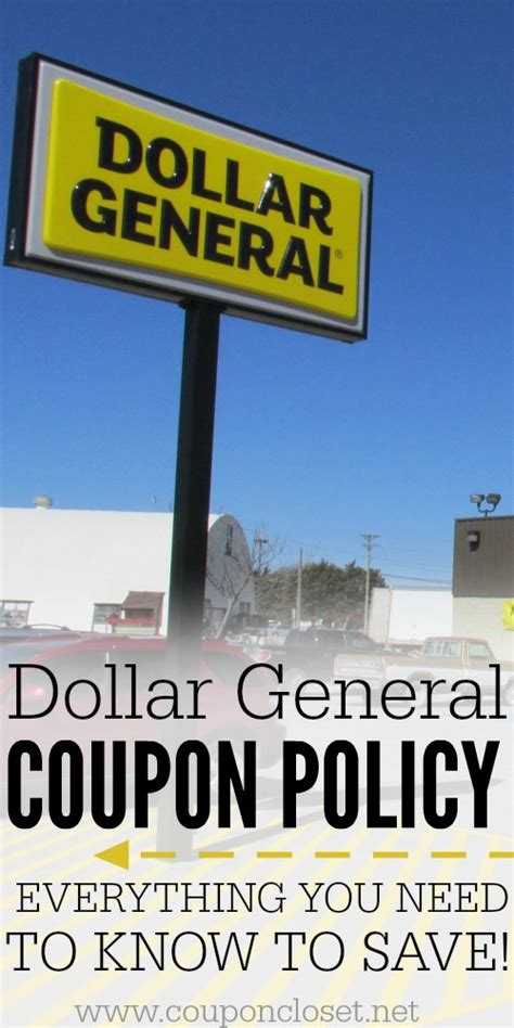 How Does Dollar General Background Check Take Dollar General Coupon Policy Coupon Closet