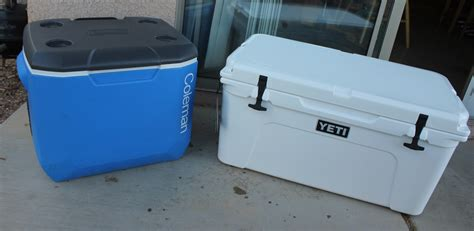 ozark trail cooler bag like yeti ice chests comparable to yeti grizzly sizes vs yeti sizes