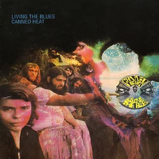 Cd Living Blues psychedelic mind 09 28 08