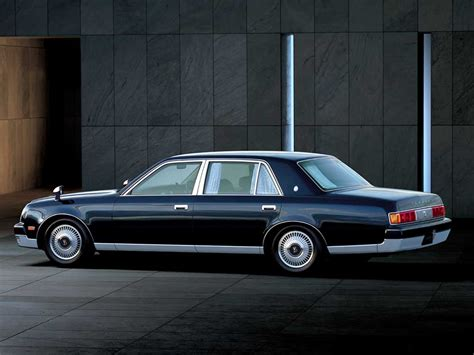 toyota century toyota century review and photos