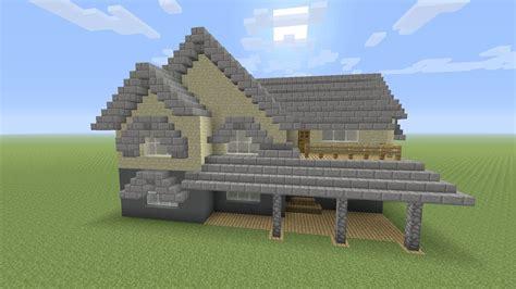 minecraft een huis minecraft een modern huis maken youtube
