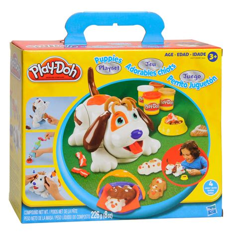 puppy play doh play doh puppy speelset kopen lobbes nl