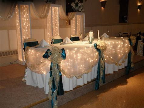 decorating the head table at a wedding reception ehow 44 best images about 6 14 14 on pinterest head table