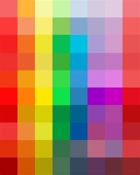 flat color palette flat color palette flat design flat color