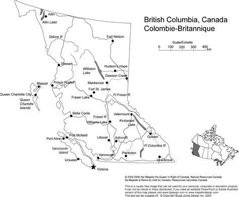 blank map of canada provinces and capitals blank map of canada with provinces and capitals