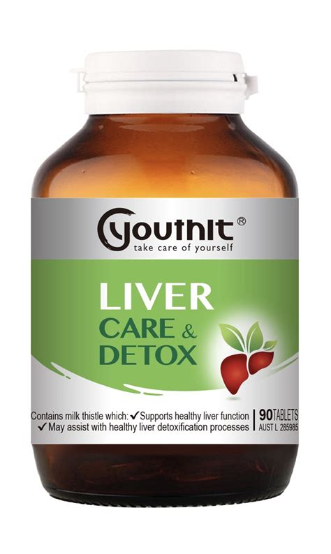 Detox Pills Joint by Youthit Liver Care And Detox The Australian Made Caign