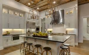 Kitchen Island Vent Modern Farmhouse Kitchens House Of Hargrove
