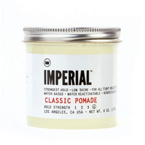 Pomade Imperial 6 hair products to add to your bathroom cabinet page 2
