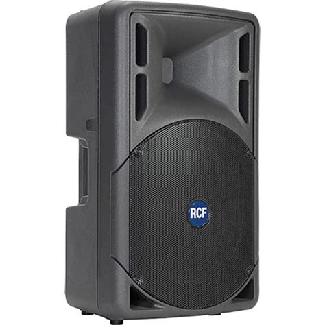 Speaker Rcf 15 rcf art315a 15 quot active 2 way speaker 315a b h photo
