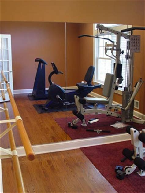 home workout spaces
