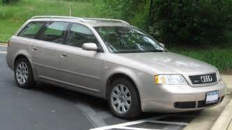 2000 audi a6 avant 4b c5 pictures information and