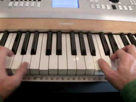 tutorial piano numb how to play numb by linkin park on piano part 1 tutorial
