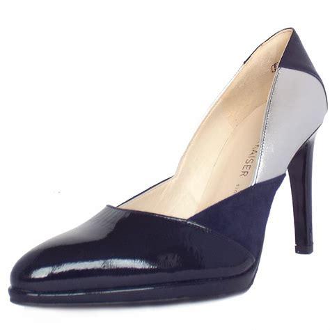 evening shoes kaiser holanda s evening high heel court