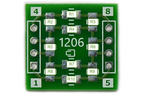 smd resistor pad sizes 1206 smd soldering pad size 28 images pcb pad layout recommendations 0402 footprint