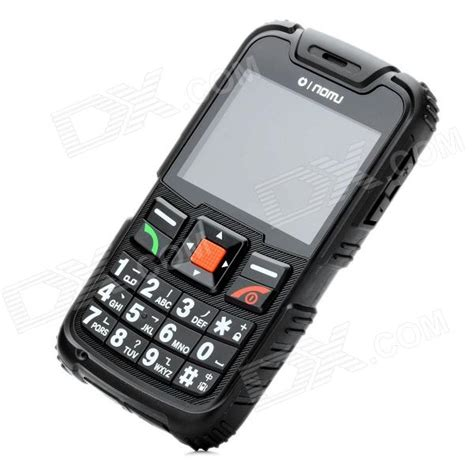 rugged gsm phone lm890 ultra rugged gsm cell phone w 2 3 quot screen band dual sim and fm black free