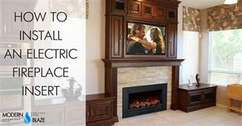 how to install electric fireplace insert electric fireplace insert installation manual
