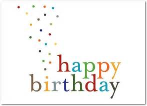 corporate magic birthday corporate greeting cards in white hello one