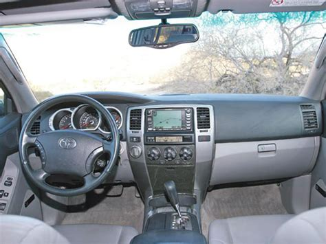2003 Toyota 4runner Interior 0704 4wd 02 Z 2003 Toyota 4runner Rear View Photo