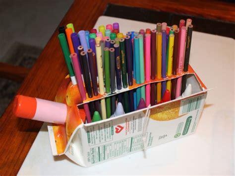 Diy Paper Pencil Box Kits Panda L Organizer Alat Tulis Pbc 006 15 creative and useful diy desk organizers