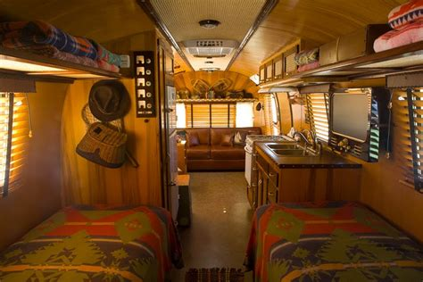 Remodeled Airstream Interiors by Vignette Design Design List 1 Remodel An Airstream