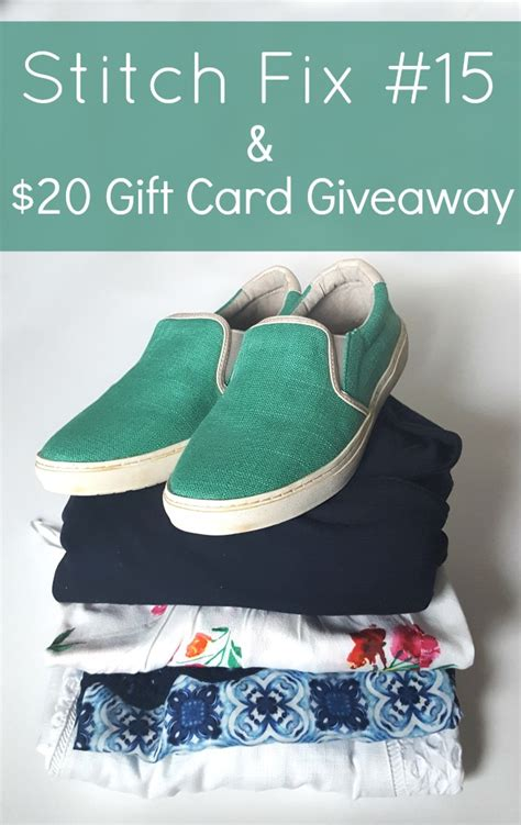 Stitch Fix Giveaway - stitch fix 15 review a 20 gift card giveaway