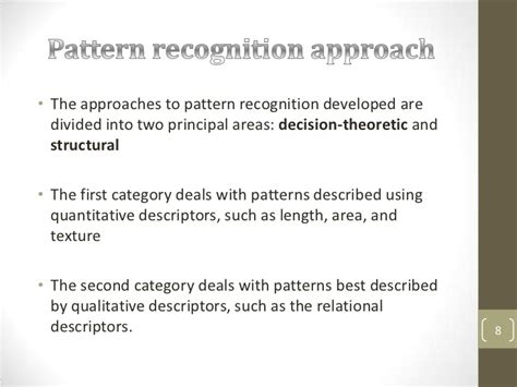 ai pattern recognition artificial intelligence pattern recognition system