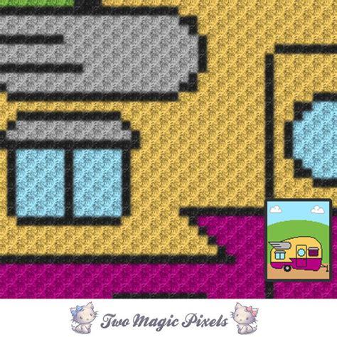 pattern magic 3 pdf free download road trip crochet blanket pattern twomagicpixels