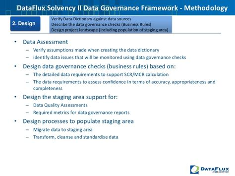 data governance project plan template creating a solvency ii data governance framework