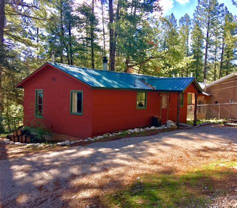 Cloudcroft New Mexico Cabins by Sleeps 6 Spruce Cabins