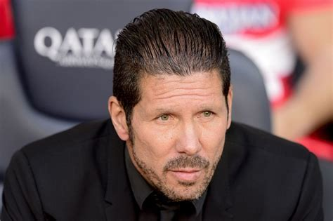 diego simeone hairstyle simeone real madrid will play on the counter in milan
