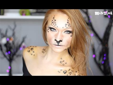 leopard makeup tutorial perrie edwards fashion