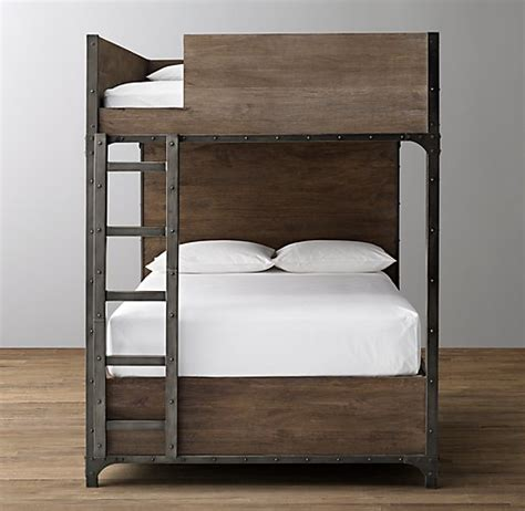 industrial locker 3 drawer storage bunk bed